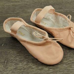 Bloch Dance Dansoft Ballet Slipper Toddler Pink